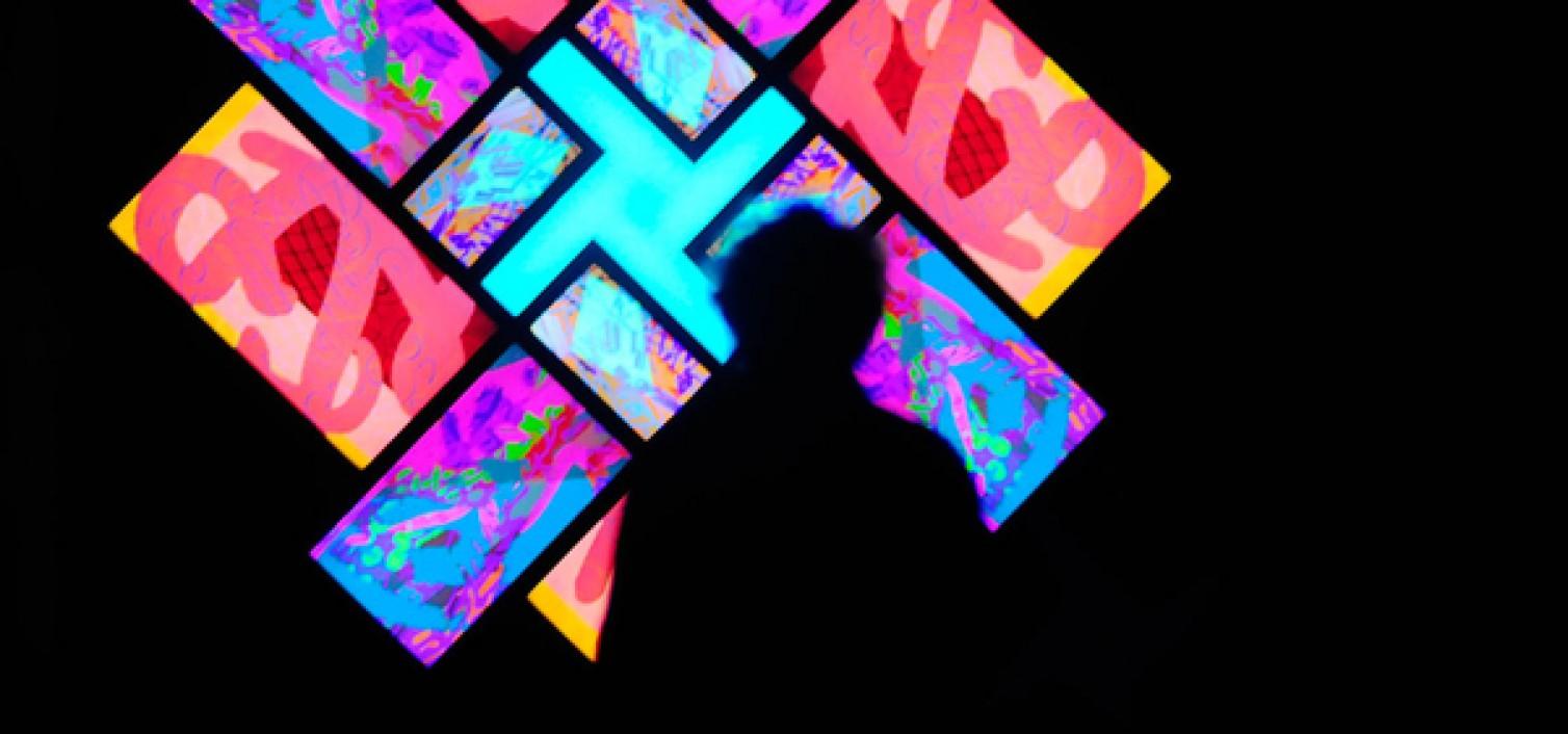 El arte digital de Brian Eno llega a Madrid