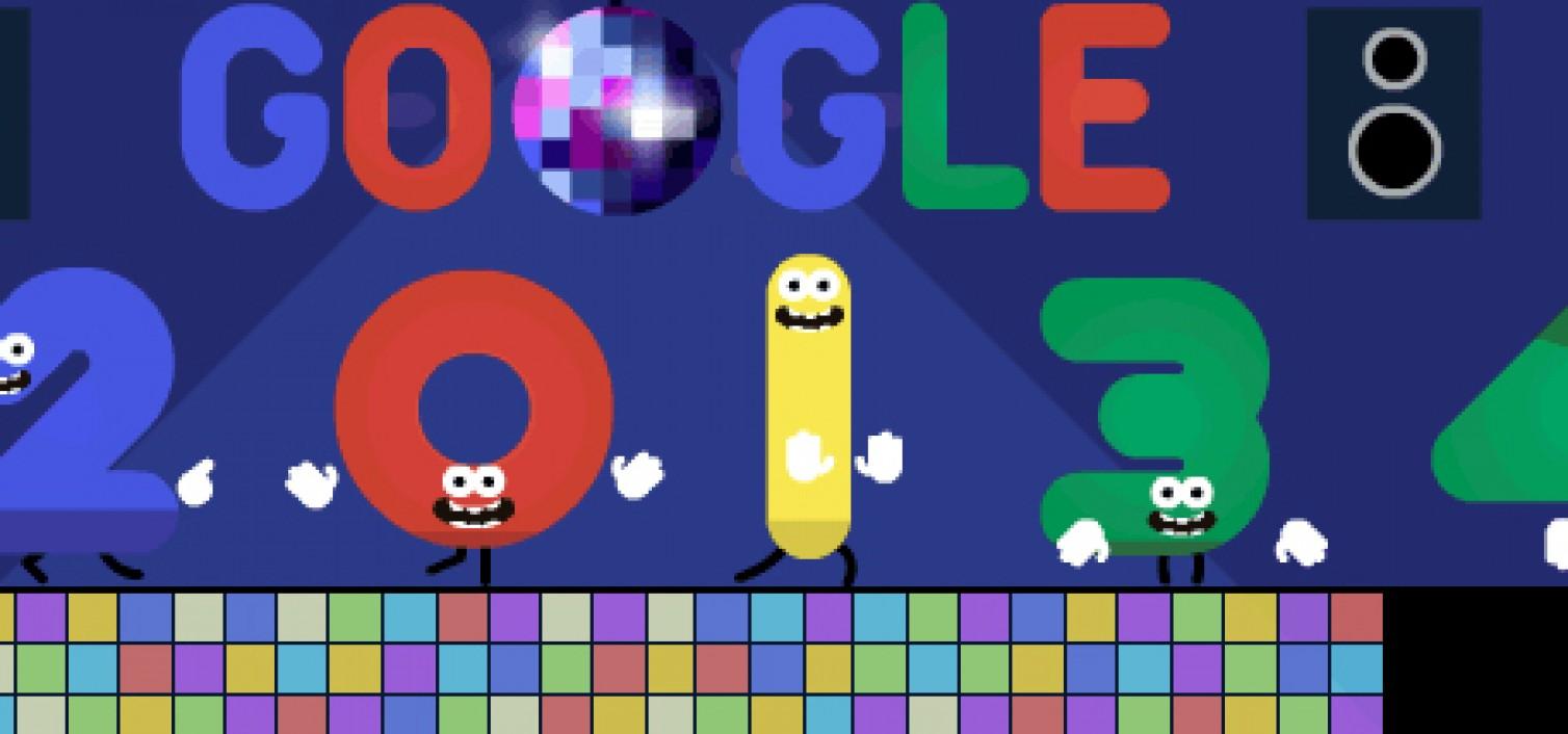 Google despide el año 2013 con otro fantástico doodle