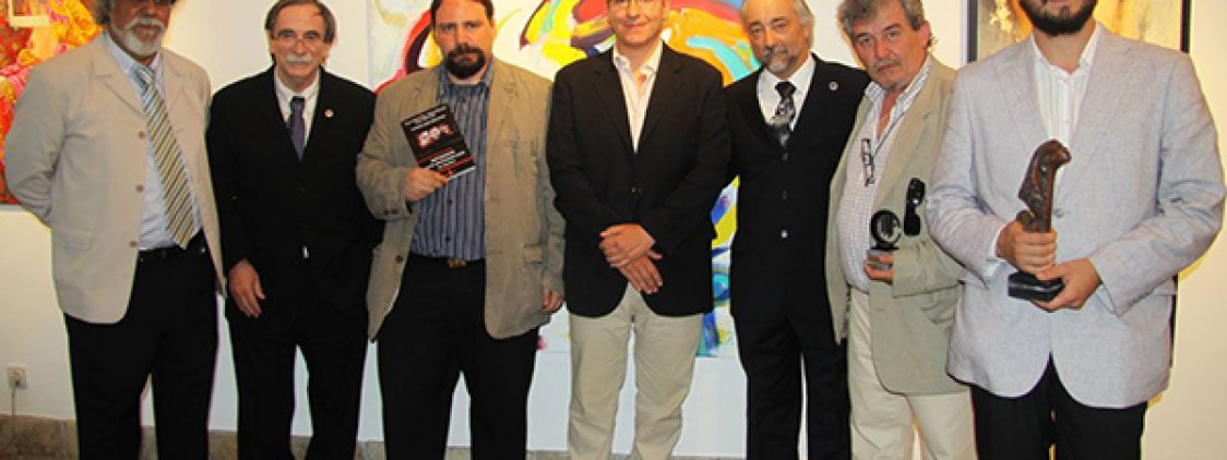 Escritores y críticos de arte españoles galardonados en Lisboa