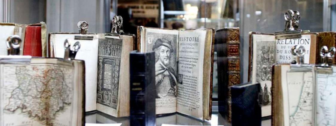 Madrid acoge la mejor muestra de libros antiguos de España