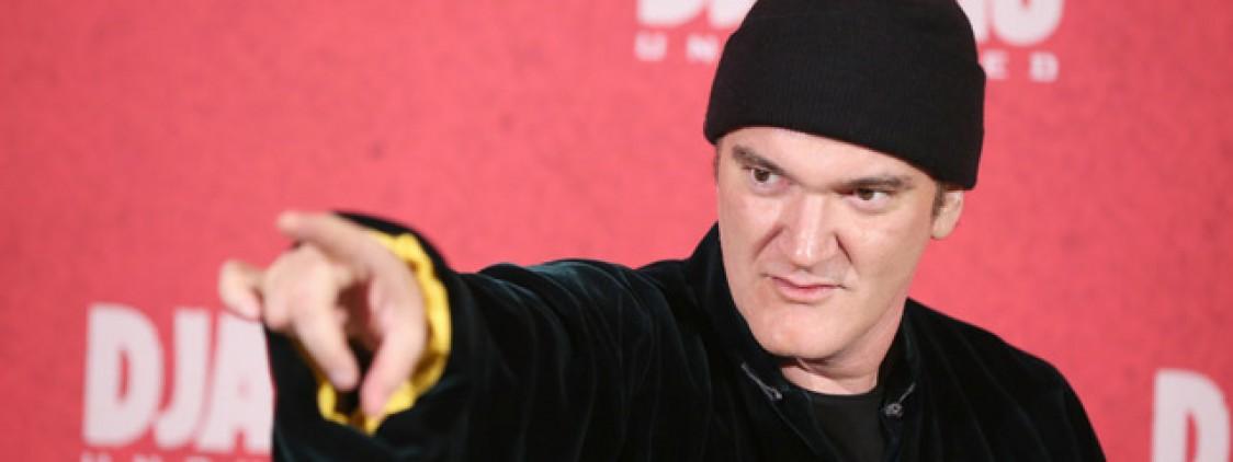 La próxima película de Quentin Tarantino no será el western 'The Hateful Eight'