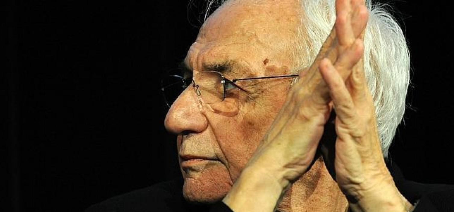 El arquitecto Frank Gehry premio Príncipe de Asturias de las Artes