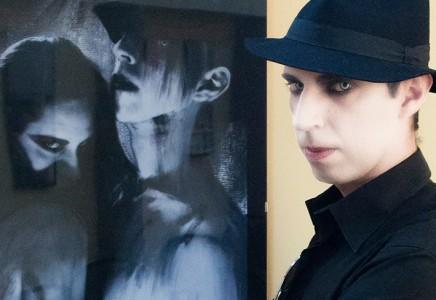 Los fantasmas vuelven de la mano del artista Iván MIEDHO