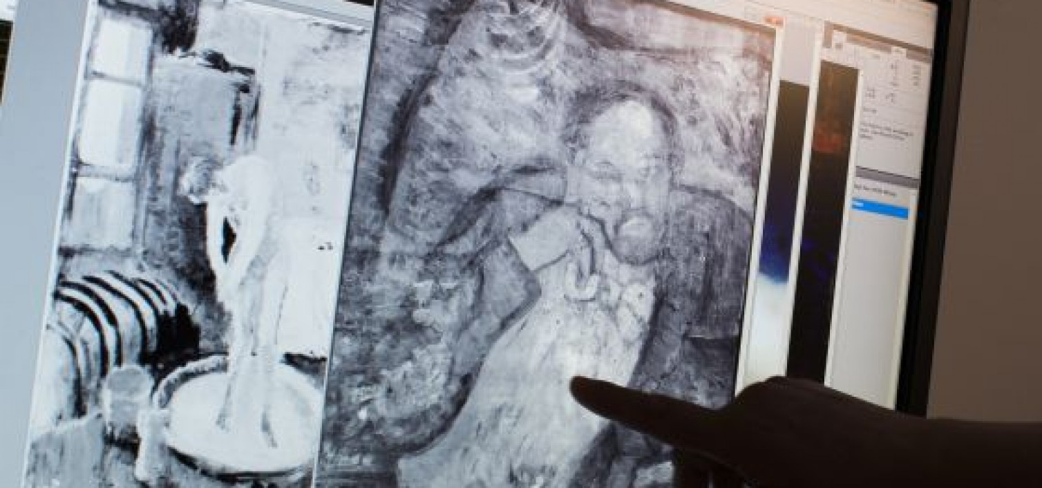 El 'fantasma' de Pablo Picasso