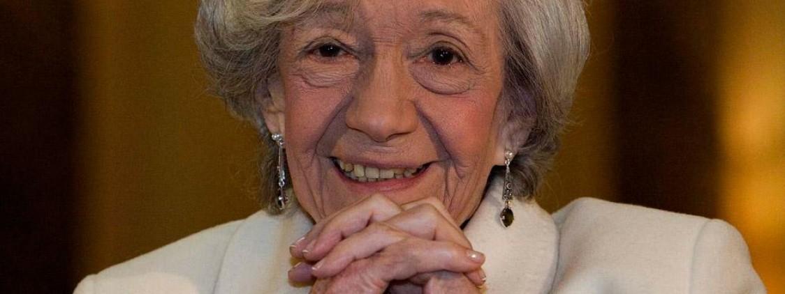 Muere Ana María Matute, testigo mágico de la literatura en España