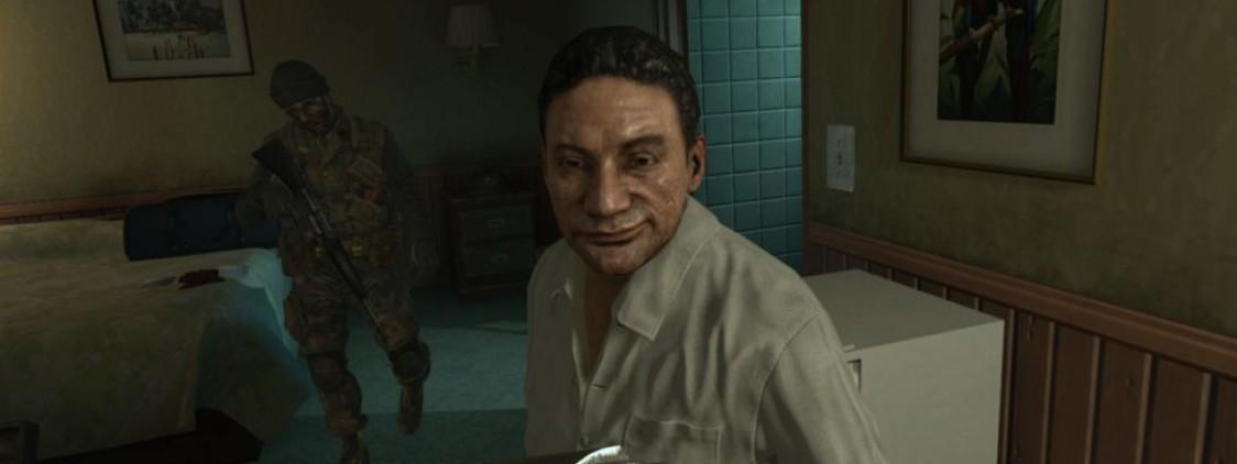 Manuel Noriega demanda a la compañía del videojuego 'Call of Duty'
