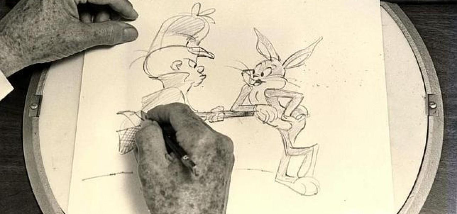 Doce años después de la muerte de su creador, Chuck Jones, el MoMI expone las mejores creaciones del genio de la animación