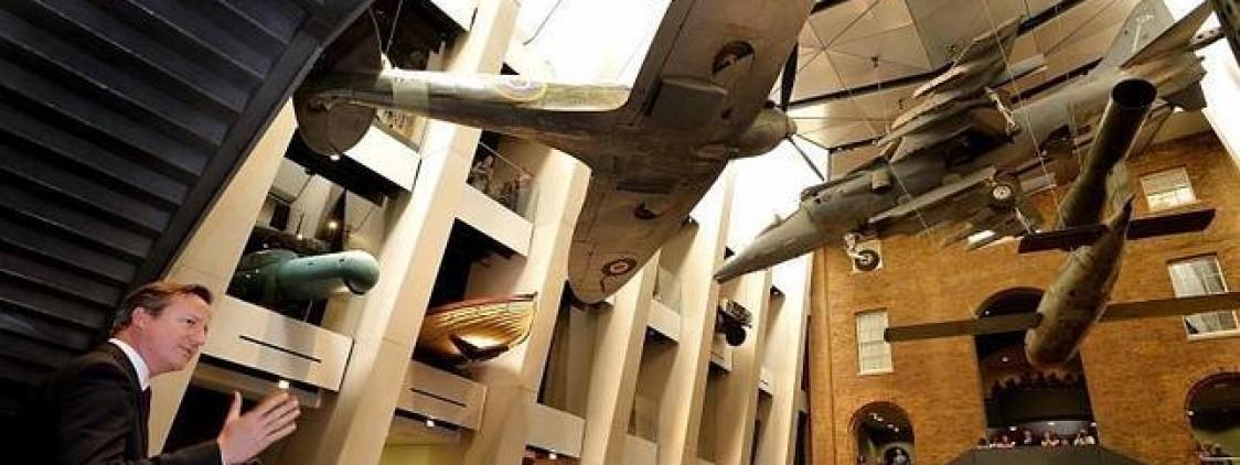 Viaje al gran museo de la guerra