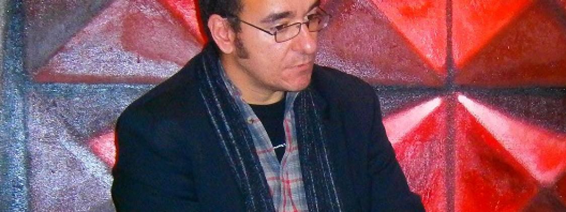 Entrevista al escritor Diego Vadillo López