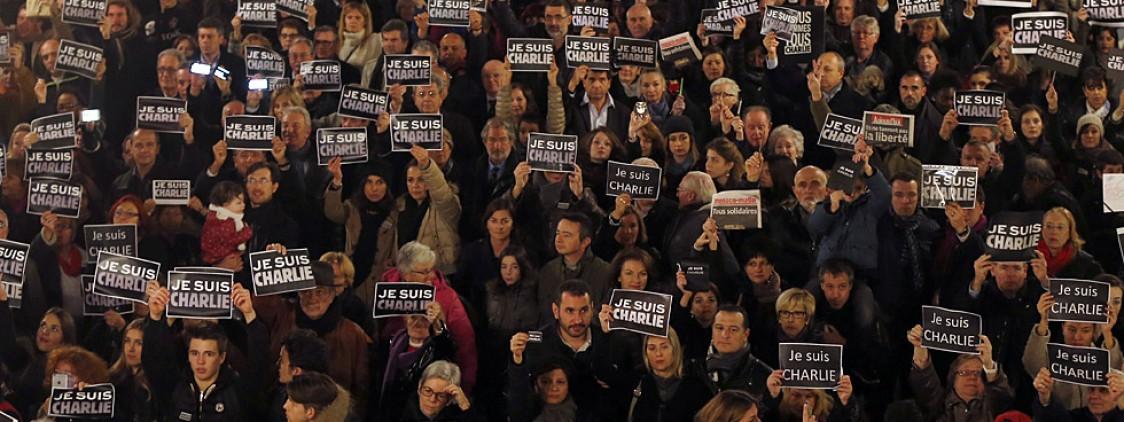 Je suis 'Charlie Hebdo'