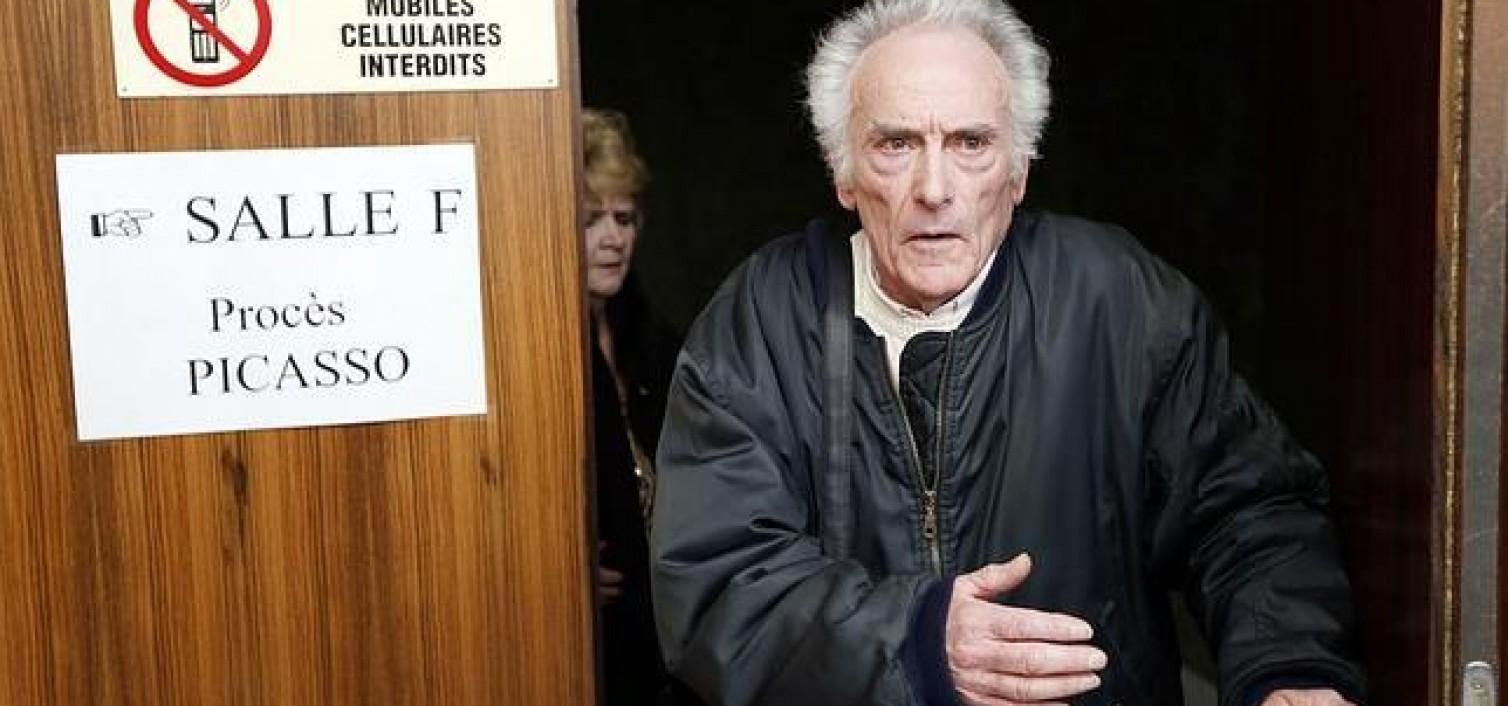 Dos años de cárcel para el electricista de Picasso y su mujer por ocultar obras del artista