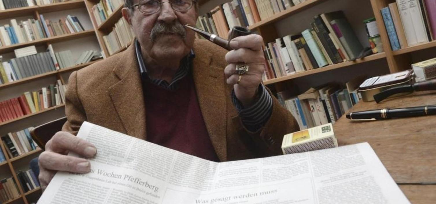 Muere el escritor Günter Grass