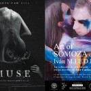 José Carlos Somoza da el salto al Ateneo de Madrid con Art of Somoza y a la gran pantalla con Muse