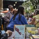 Girona vive su Sant Jordi más reivindicativo